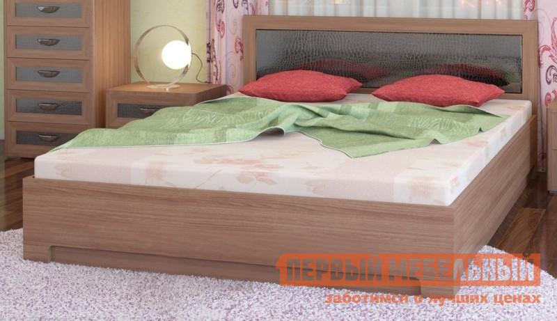 Двуспальная кровать Кураж СП.040.х двуспальная кровать витра 54 х