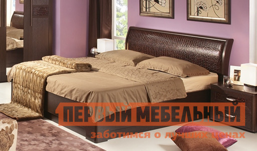 Полуторная кровать Кураж СП.040.432 полуторная кровать витра 95 02 ок2