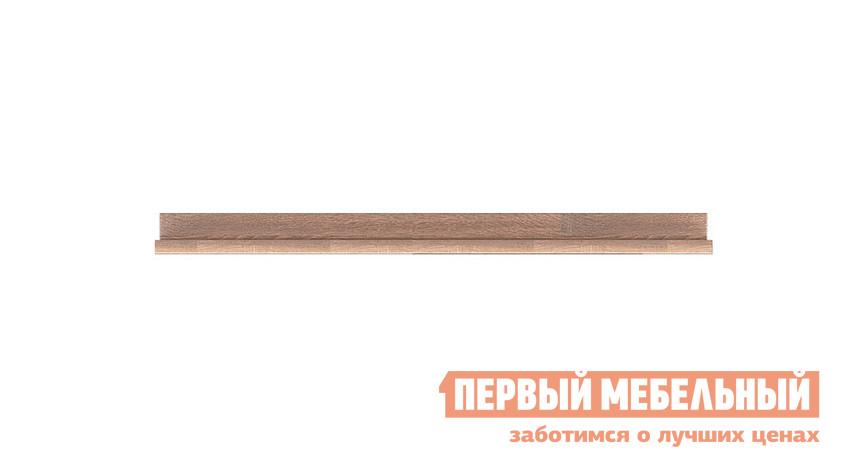 Настенная полка Кураж ГТ.076.304 Дуб Сонома