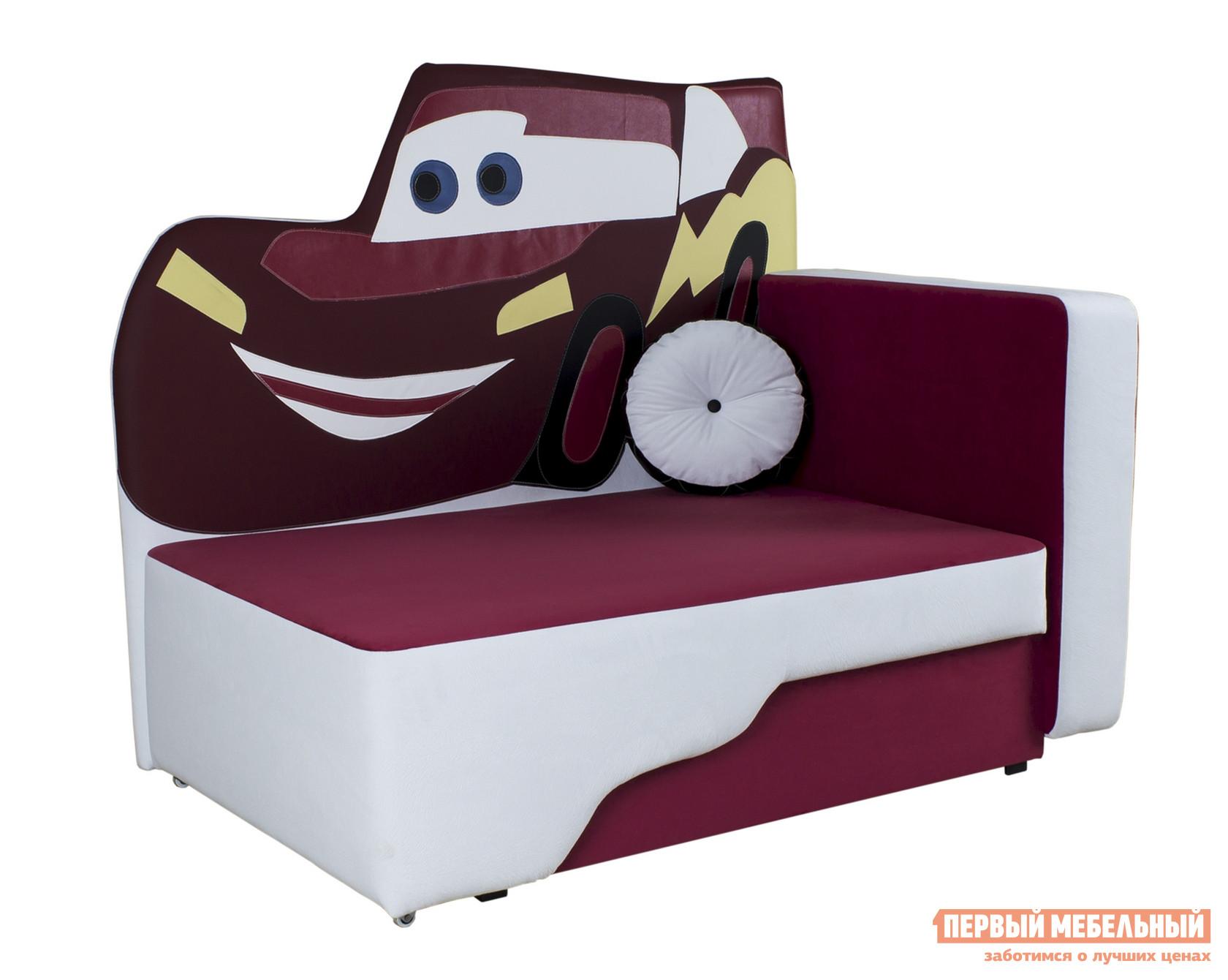 Детское кресло-кровать-машина Мебель-Холдинг Тачка
