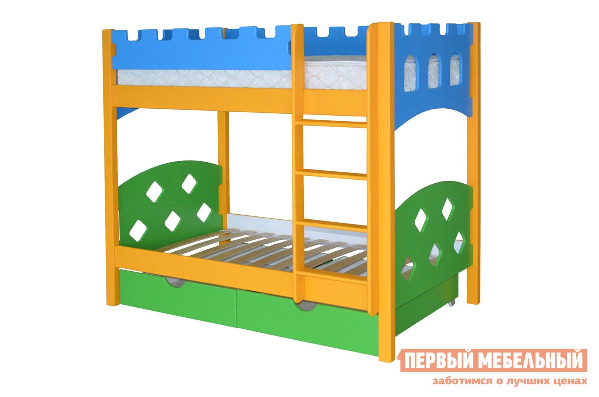 Двухъярусная кровать Мебель-Холдинг Ланцелот