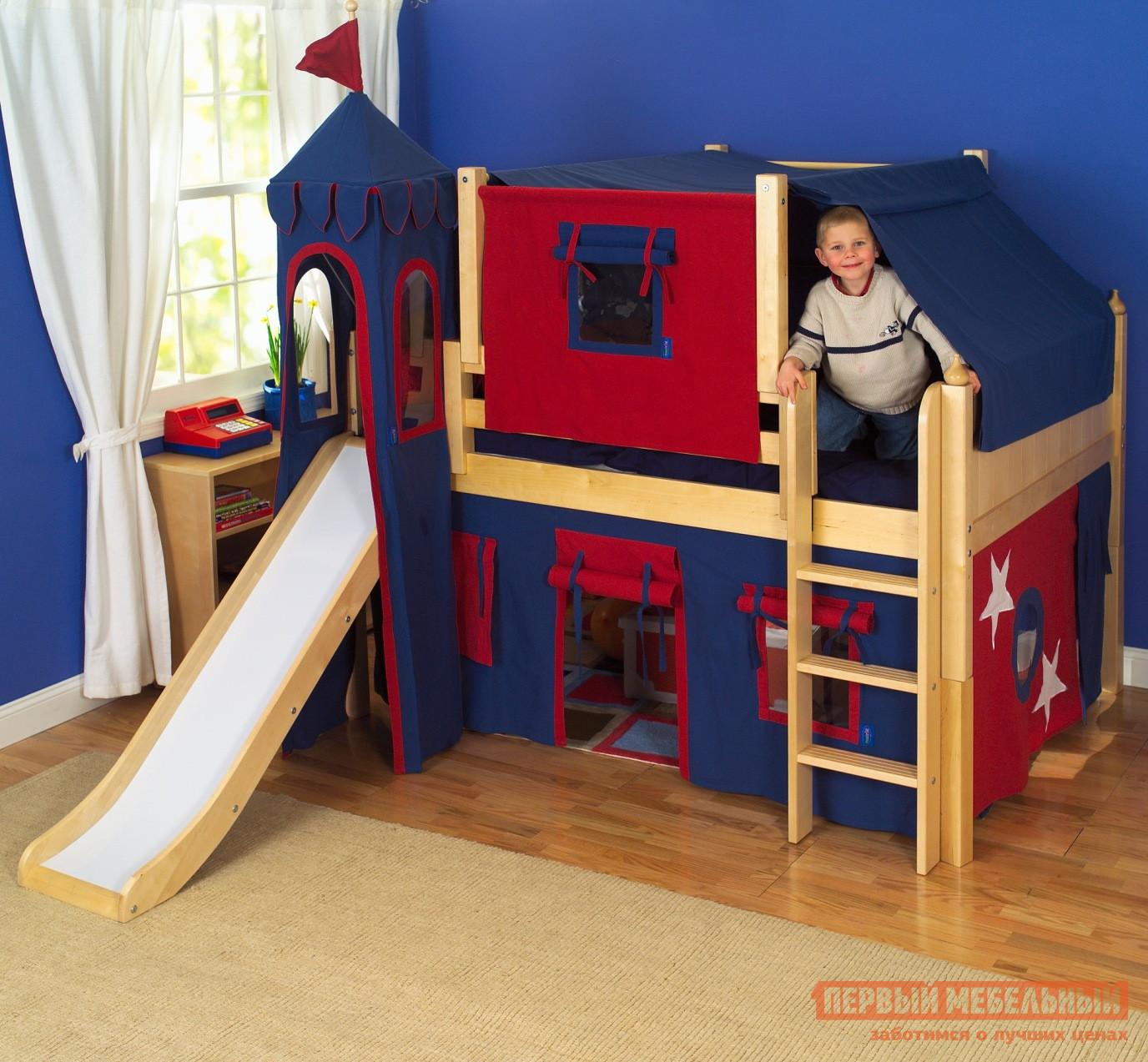Кровать-чердак домик Мебель-Холдинг Рыцарь-1 кровать чердак сканд мебель леди 4