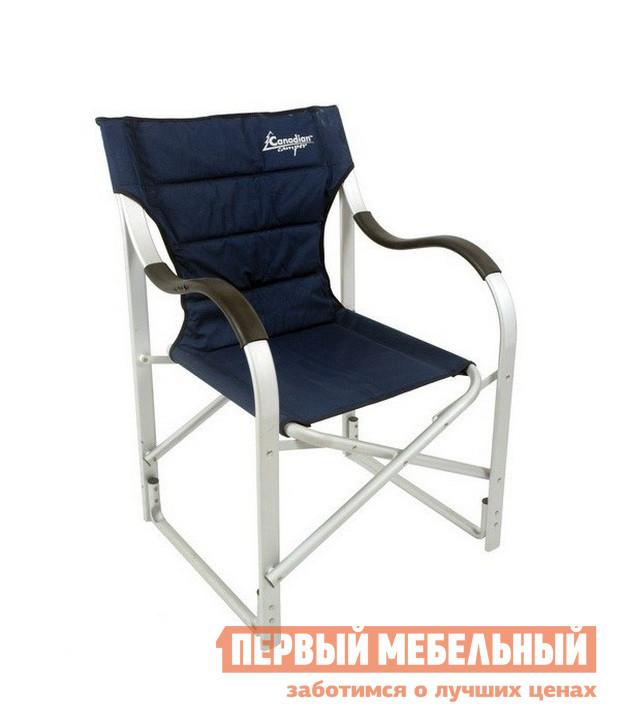 Кресло для пикника Canadian Camper CC-777AL Кресло складное Синий