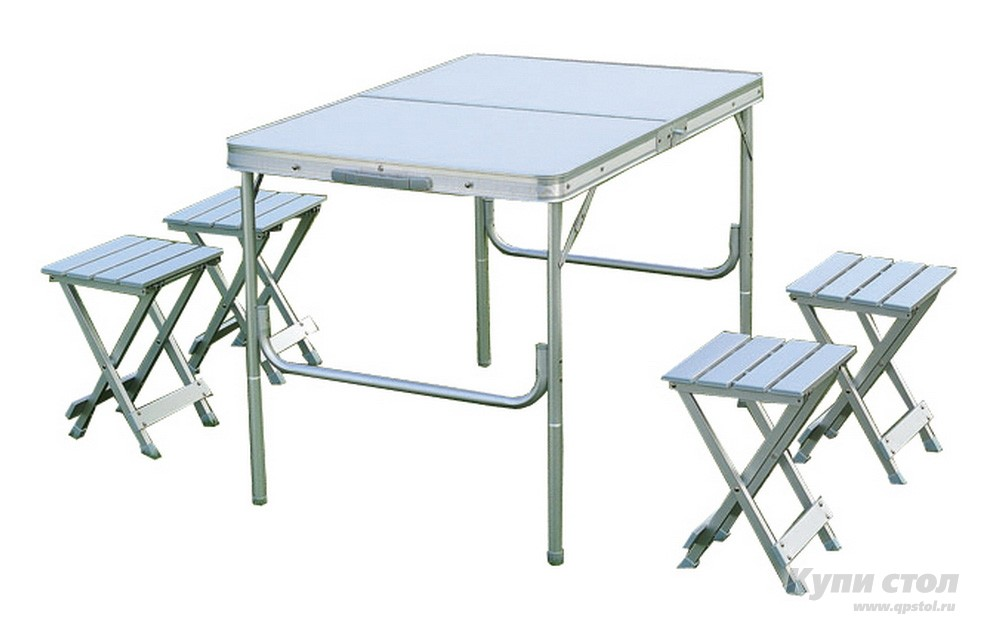 Набор мебели для пикника CC-TA828 Стол+4стула КупиСтол.Ru 8440.000