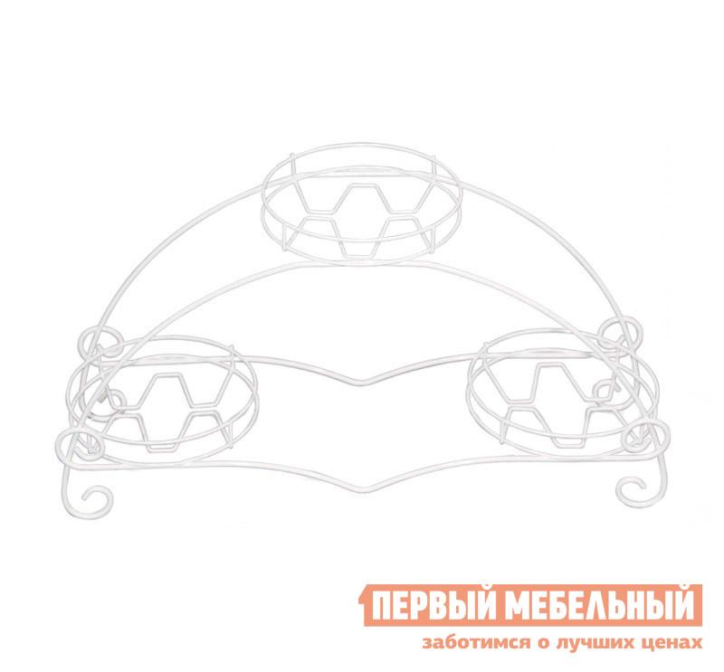 Цветочница Sheffilton Соната (ПД2-57) Белый