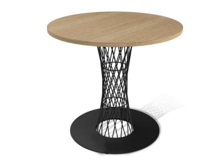 Кухонный стол SHT-ТU3 + SHT-TT 80 ЛДСП Ленард