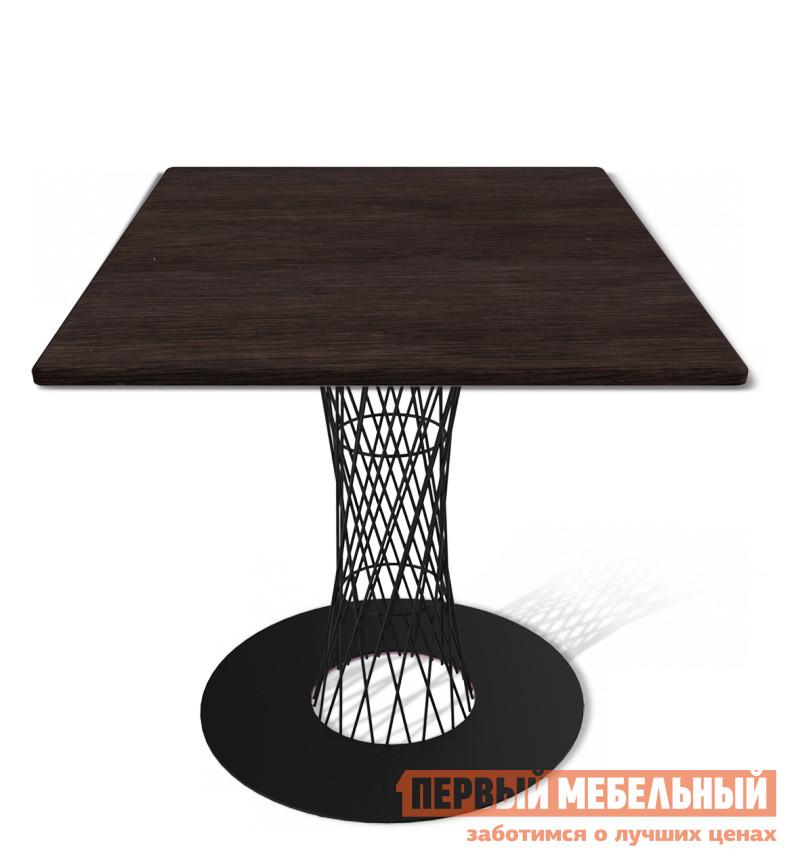 Стол на одной ножке для кухни ТАЛАНТ SHT-ТU3 + SHT-TT 80/80 ЛДСП цены