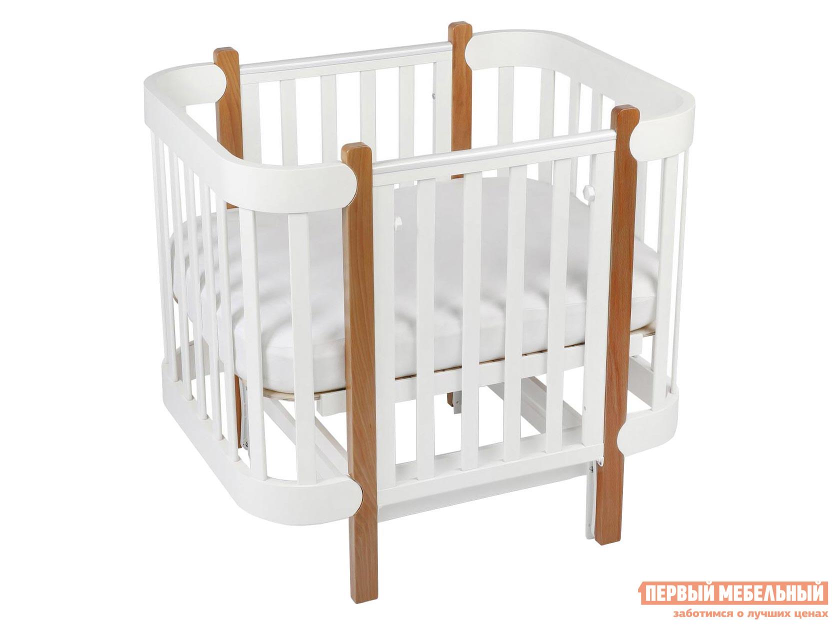 Детская кровать Опт-Юнион Кроватка-трансформер MOMMY LUX
