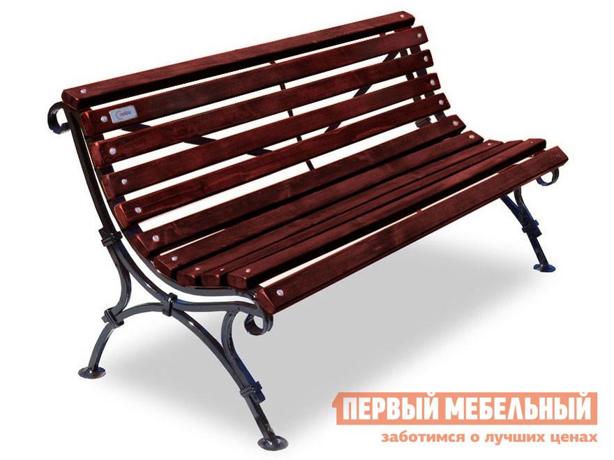 Скамейка металлическая Хоббика Авен