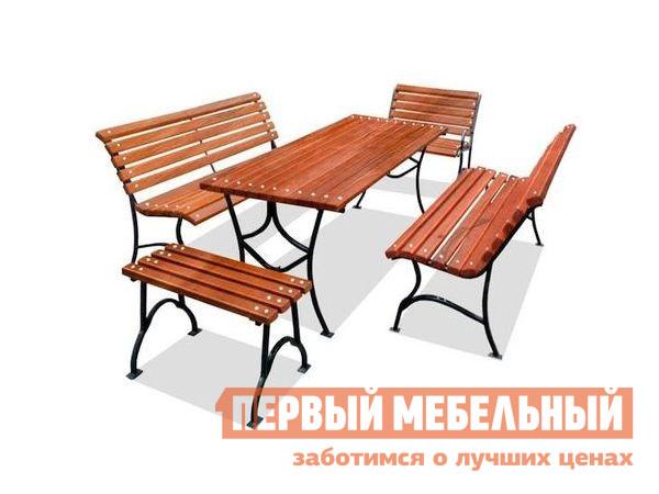 Комплект садовой кованой мебели Хоббика Элегант комплект садовой мебели 4 1 t247a 1 y 282a