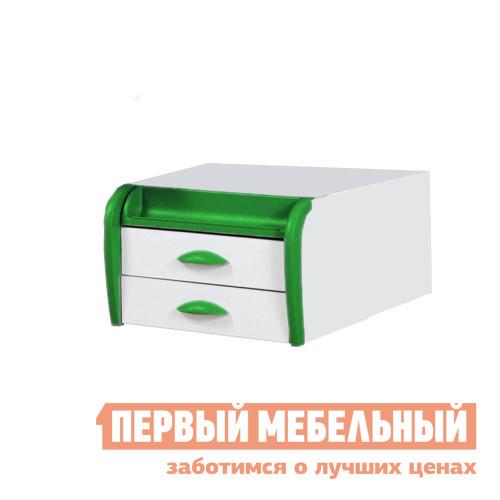 Аксессуар для парты Дэми ТСН.01-01 Белый / Зеленый