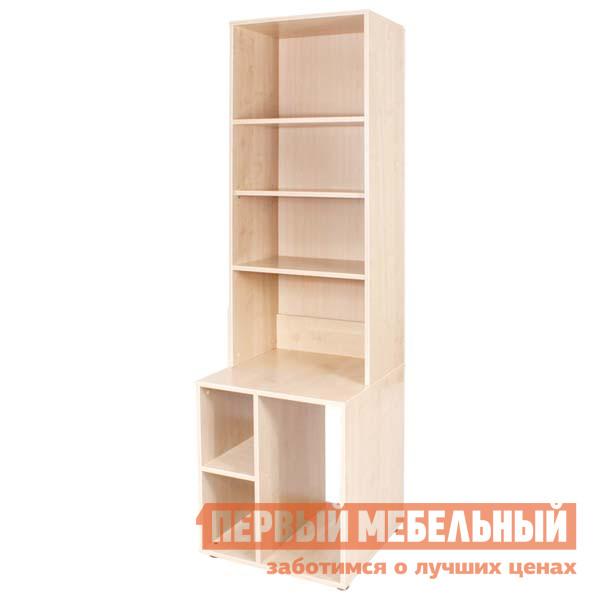 Стеллаж для книг в детскую комнату Дэми СМД 03-01 (СМД 01 (открытый) + Тумба СМД 03)