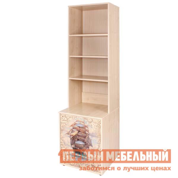 цены Детский стеллаж Дэми СМД 04-01 (СМД 01 (открытый) + Тумба СМД 04 (Тумба с ящиками))