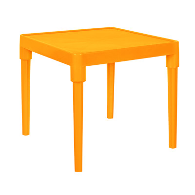 Столик и стульчик Алеана Стол детский 100025 Светло-оранжевый