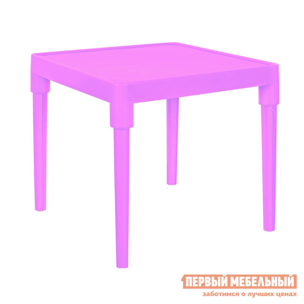 Столик и стульчик Алеана Стол детский 100025 Розовый