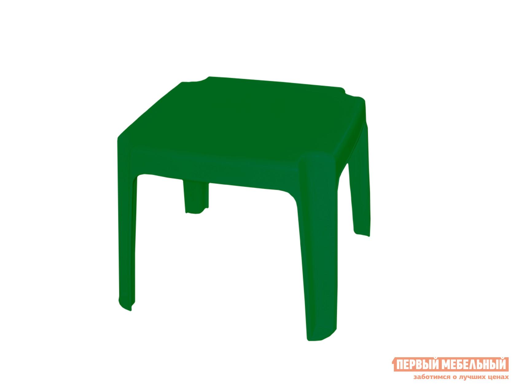 Стол Алеана Столик для шезлонга Зеленый от Купистол