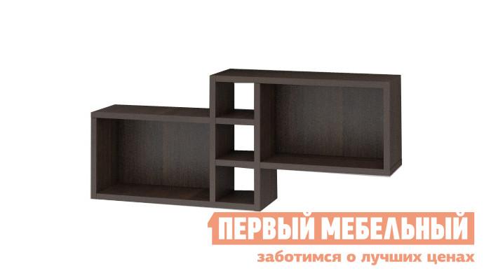 Настенная полка Мэрдэс ПК-20 Венге