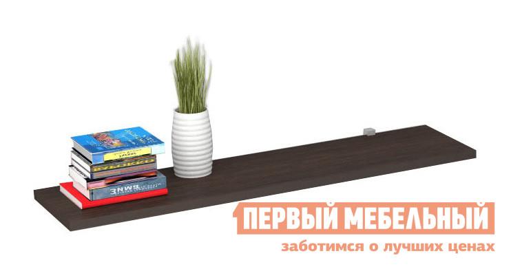 Настенная полка Мэрдэс ПК-1 Венге
