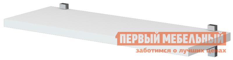 Настенная полка Мэрдэс ПК-3 Белый жемчуг