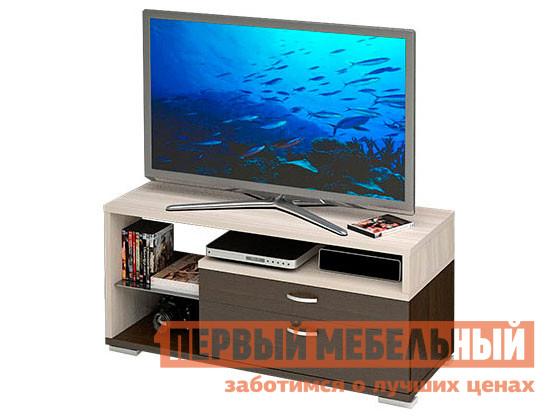 цена на Тумбочка под телевизор Мэрдэс ТК-10М (Венге / Карамель)