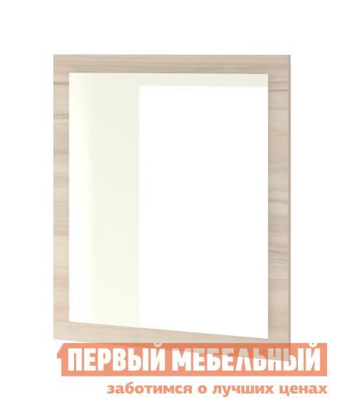 Настенное зеркало Мэрдэс З-650 Карамель