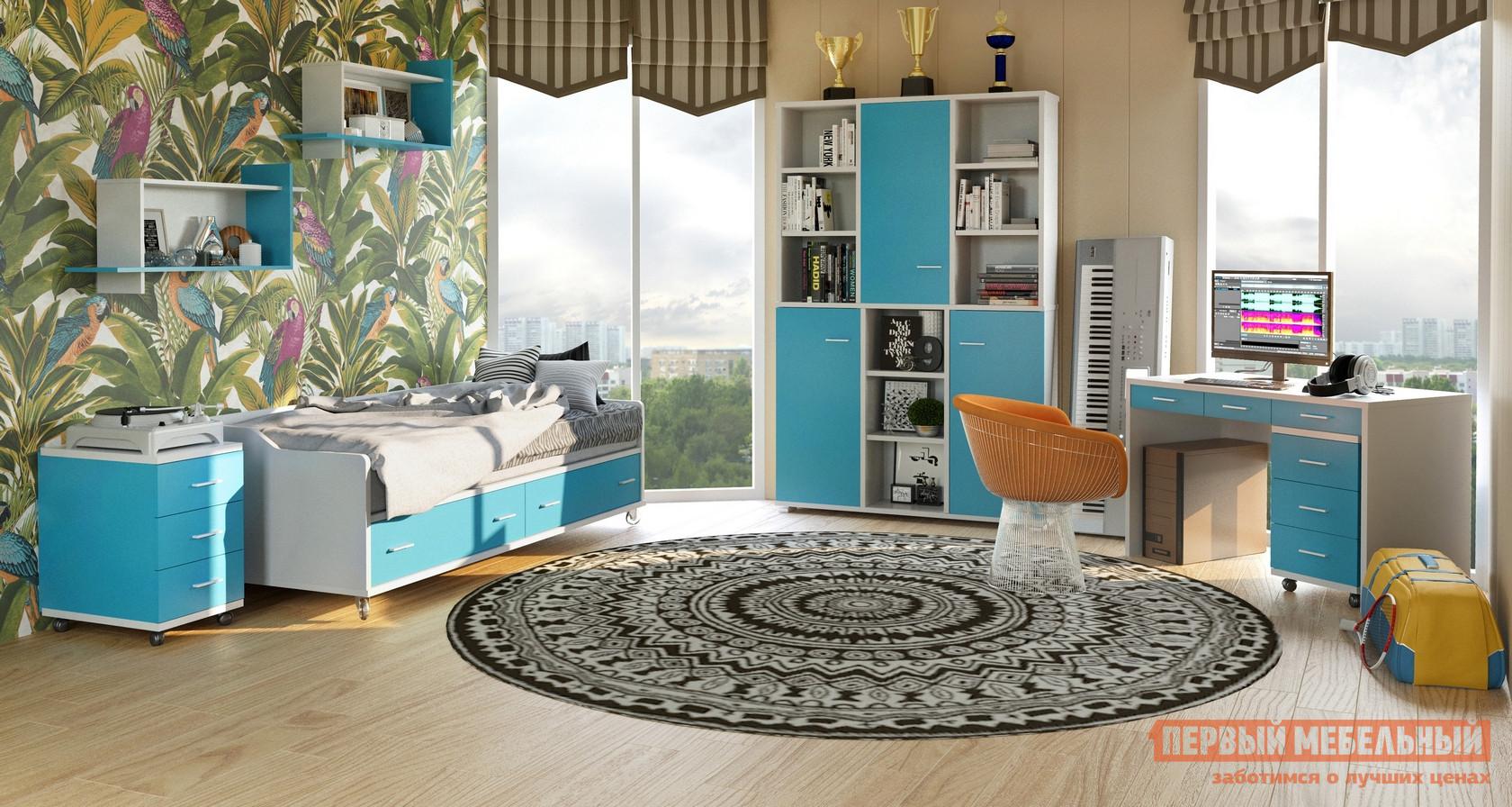 Комплект детской мебели Мэрдэс Teenage К1 спальный гарнитур трия саванна к1