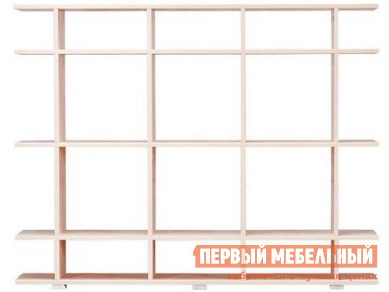 Стеллаж Вентал Шелф-1 Беленый дубСтеллажи для дома<br>Габаритные размеры ВхШхГ 1040x1354x350 мм. Стильный открытый стеллаж украсит интерьер и сделает ваш дом уютнее. Благодаря конструкции, данная модель выглядит невесомо и делает пространство более геометричным.  На стеллаже можно разместить множество книг и предметов декора. Модель изготовлена из ЛДСП толщиной 16 мм с кромкой ПВХ 0,4 мм. Обратите внимание! Стеллаж необходимо крепить к стене.<br><br>Цвет: Беленый дуб<br>Цвет: Светлое дерево<br>Высота мм: 1040<br>Ширина мм: 1354<br>Глубина мм: 350<br>Кол-во упаковок: 1<br>Форма поставки: В разобранном виде<br>Срок гарантии: 2 года<br>Тип: Открытые, Книжные, Разделители<br>Материал: Деревянные, из ЛДСП<br>Размер: Широкие