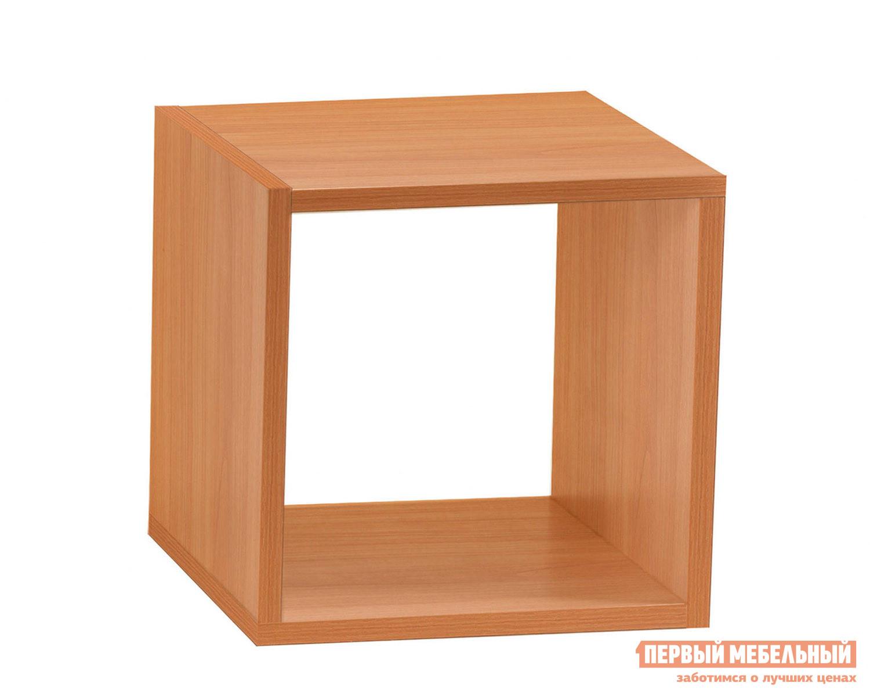 Полка Вентал Полка Кубик-1  Вишня от Купистол