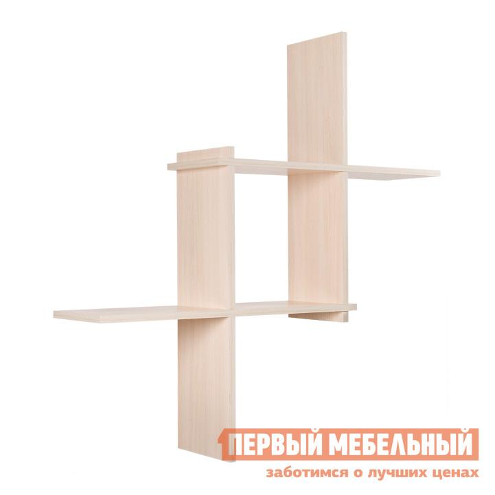 Настенная полка Вентал Полка Кубик-3 полка навесная сканд мебель шервуд пш 03