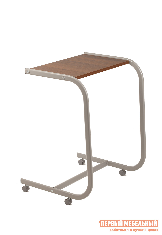 Столик для ноутбука Вентал ПРАКТИК-1 Темный орех