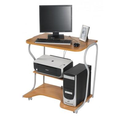 Столик для ноутбука Вентал ПРАКТИК-4 Вишня