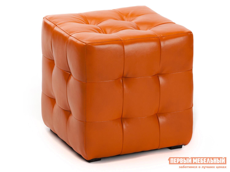 Пуфик  ПФ-1 (Парма-1) Оранжевый