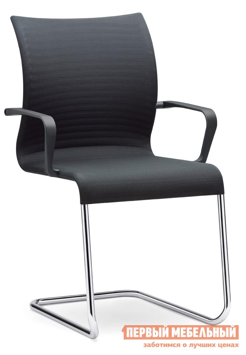 Стул для посетителей ПрофОфис PIOS Кресло cетка на полозьях 5W50 8001000000 2234 708 9030021 кресло для посетителей enlightened