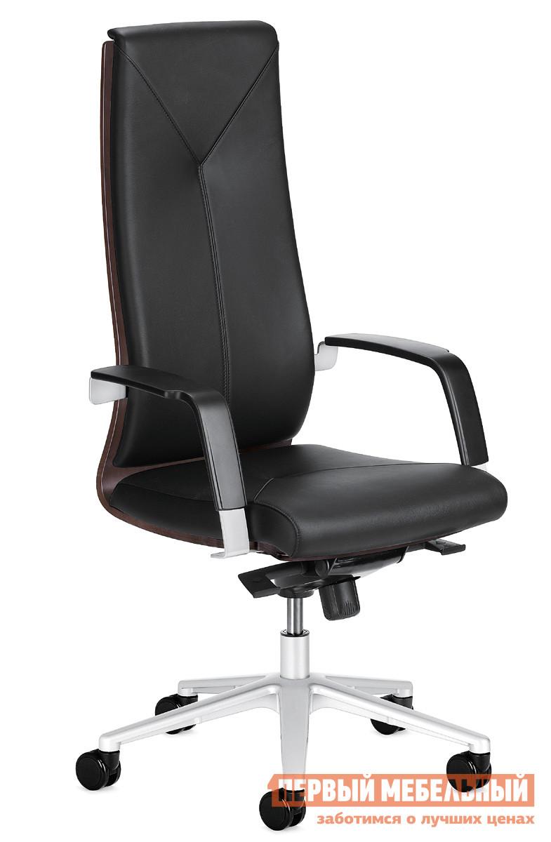 Кожаное кресло руководителя ПрофОфис MADERA/A (MAD4N1C7A7 S01 N01 / MAD4N1U7A7 S01)