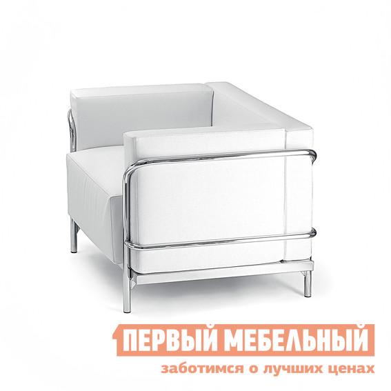 Диван офисный ПрофОфис MYKONOS Кресло кожа+кожзам диван офисный профофис mykonos кресло кожа кожзам