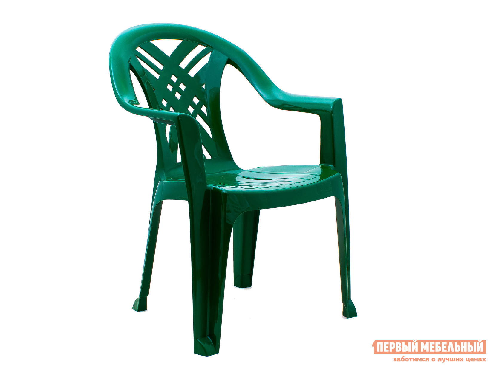 Пластиковый стул Стандарт Пластик Кресло №6 Престиж-2 (660x600x840мм) Темно-зеленыйПластиковые стулья<br>Габаритные размеры ВхШхГ 840x660x600 мм. Классический пластиковый стул Престиж-2 для отдыха на даче или пикнике.  Также модель подходит для оформления летнего кафе.  Кресло имеет монолитное исполнение, поэтому сразу же готово к эксплуатации.  Плавные подлокотники обеспечат дополнительное удобство.  Еще одно преимущество изделия — вентиляционные отверстия в спинке и сиденье, что важно в жаркое время года.  Несколько стульев удобно хранить друг в друге в виде стопки. Глубина сиденья составляет 380 мм. Ширина сиденья между подлокотниками в самом узком месте — 360 мм, в самом широком — 420 мм. Пластиковый стул выдерживает нагрузку до 120 кг, он прочный и при грамотной эксплуатации готов служить несколько сезонов.  Также изделия из пластика идеально подходят для размещения на улице, так как они не боятся влаги и летней жары. В интернет-магазине «Купистол» представлен большой выбор расцветок стула Престиж-2.  Все модели в наличии, поэтому вы будете приятно удивлены быстрыми сроками доставки.<br><br>Цвет: Зеленый<br>Высота мм: 840<br>Ширина мм: 660<br>Глубина мм: 600<br>Кол-во упаковок: 1<br>Форма поставки: В собранном виде<br>Срок гарантии: 1 год<br>С подлокотниками: Да