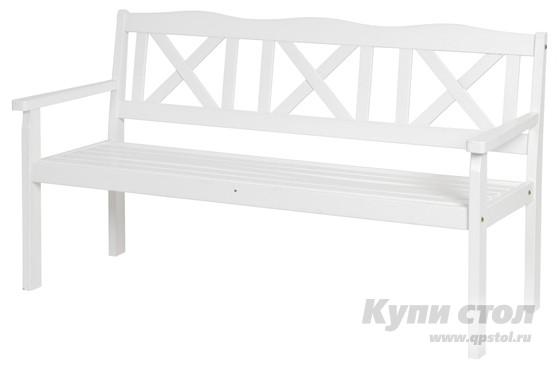 Деревянная скамейка 716046