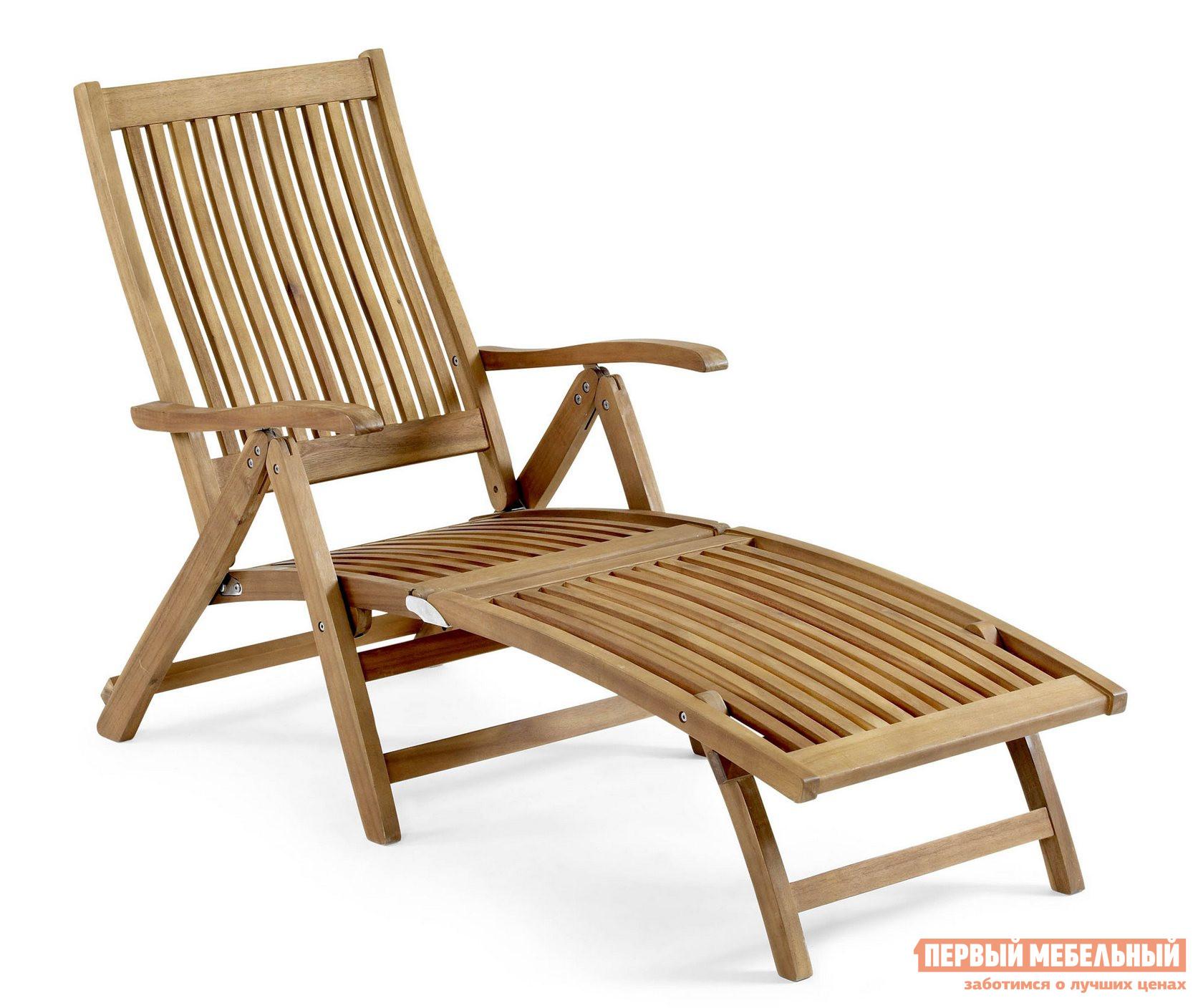 Шезлонг Шведская линия Everton 10748 садовая мебель everton
