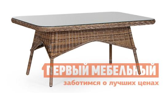 Дачный стол Шведская линия 5646-62 шезлонг шведская линия 710091 dani sun