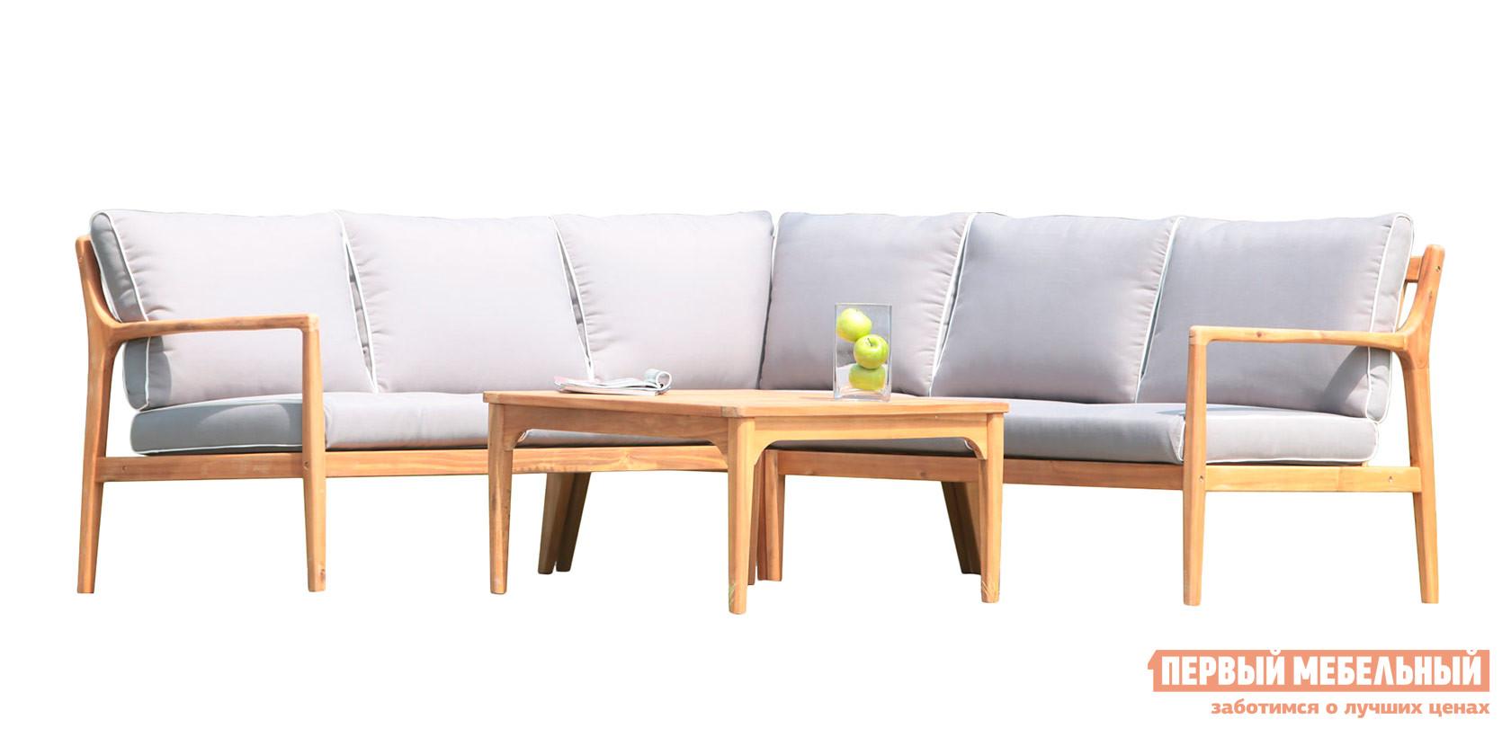 Комплект садовой мебели Шведская линия 0388-25 Мебель из акации Manchester комплект садовой мебели 4 1 t247a 1 y 282a
