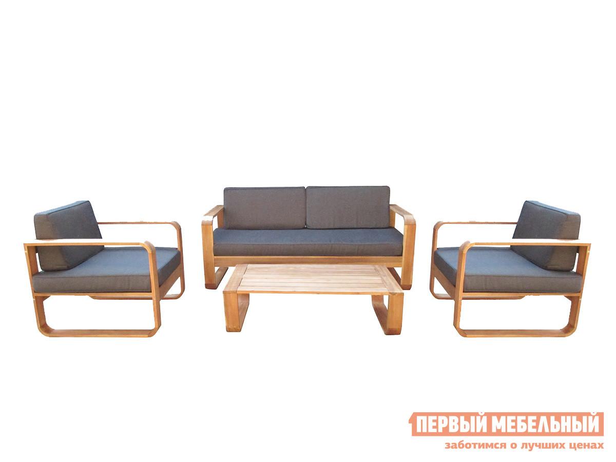 Комплект садовой мебели Шведская линия 0208-6 Bellavista комплект садовой мебели 4 1 t247a 1 y 282a