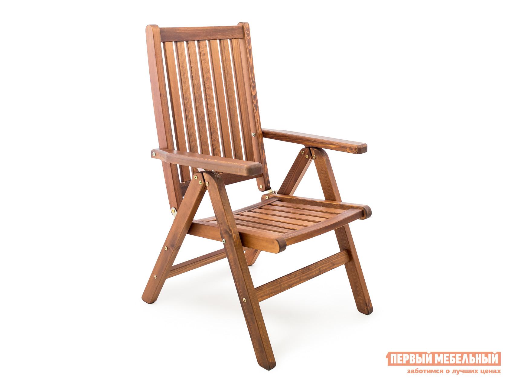 Садовое кресло  161033 Fronto Капучино (массив сосны)