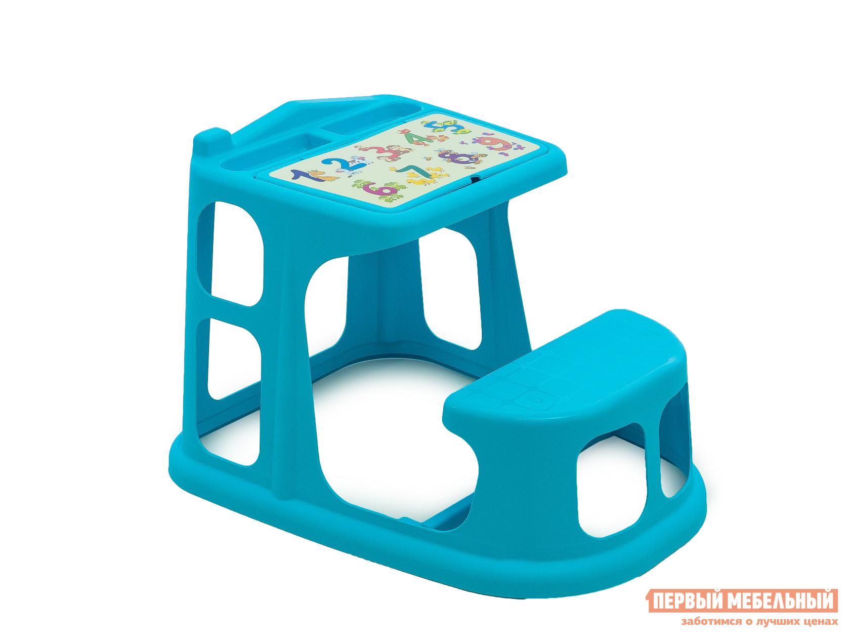 Парта Пластишка 431377102 Голубой