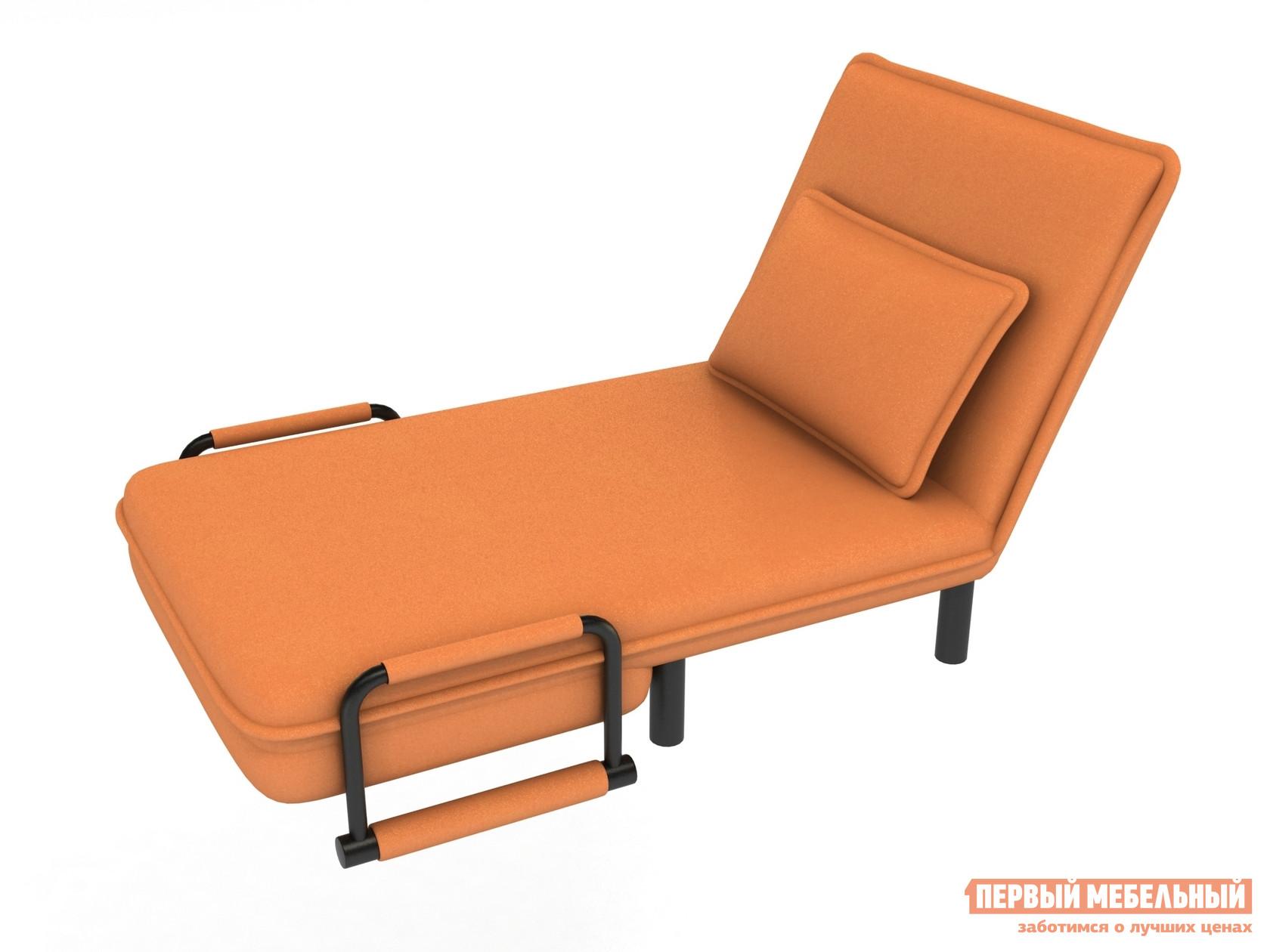 Раскладушка  Вега КР 0015-КР 0018 Оранжевый