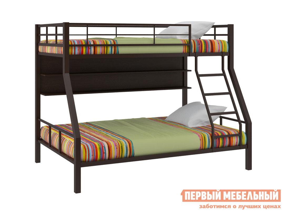 Двухъярусная кровать Redford Гранада-1 с полкой