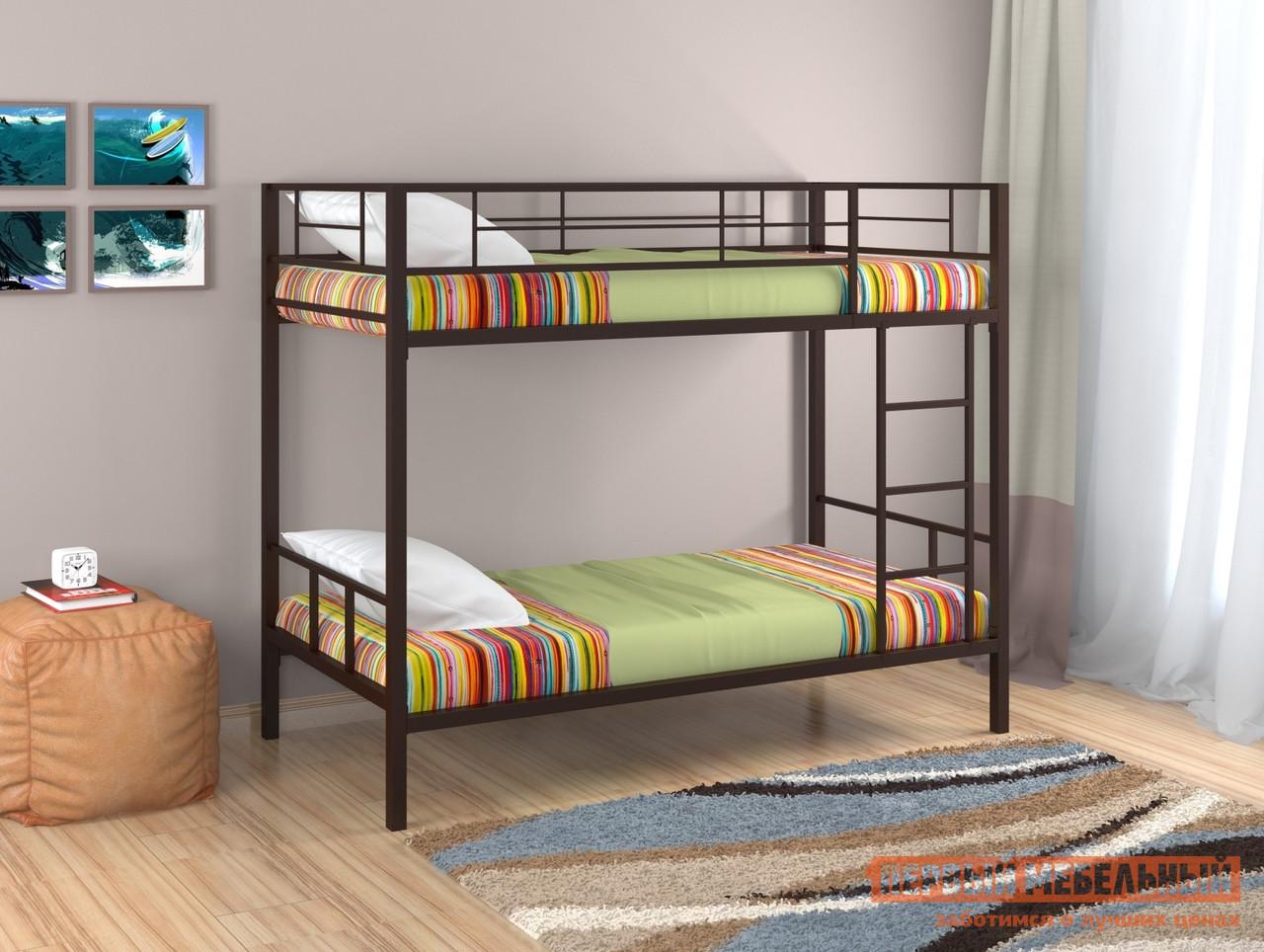 Кровать Redford Севилья-2 Коричневый