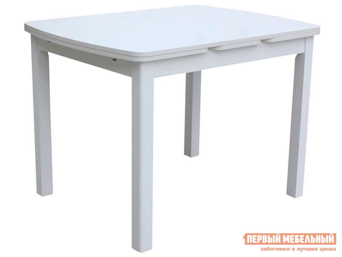 Кухонный стол  Орлеан 1,7 ЛДСП Белый матовый / Мебвилл 76175