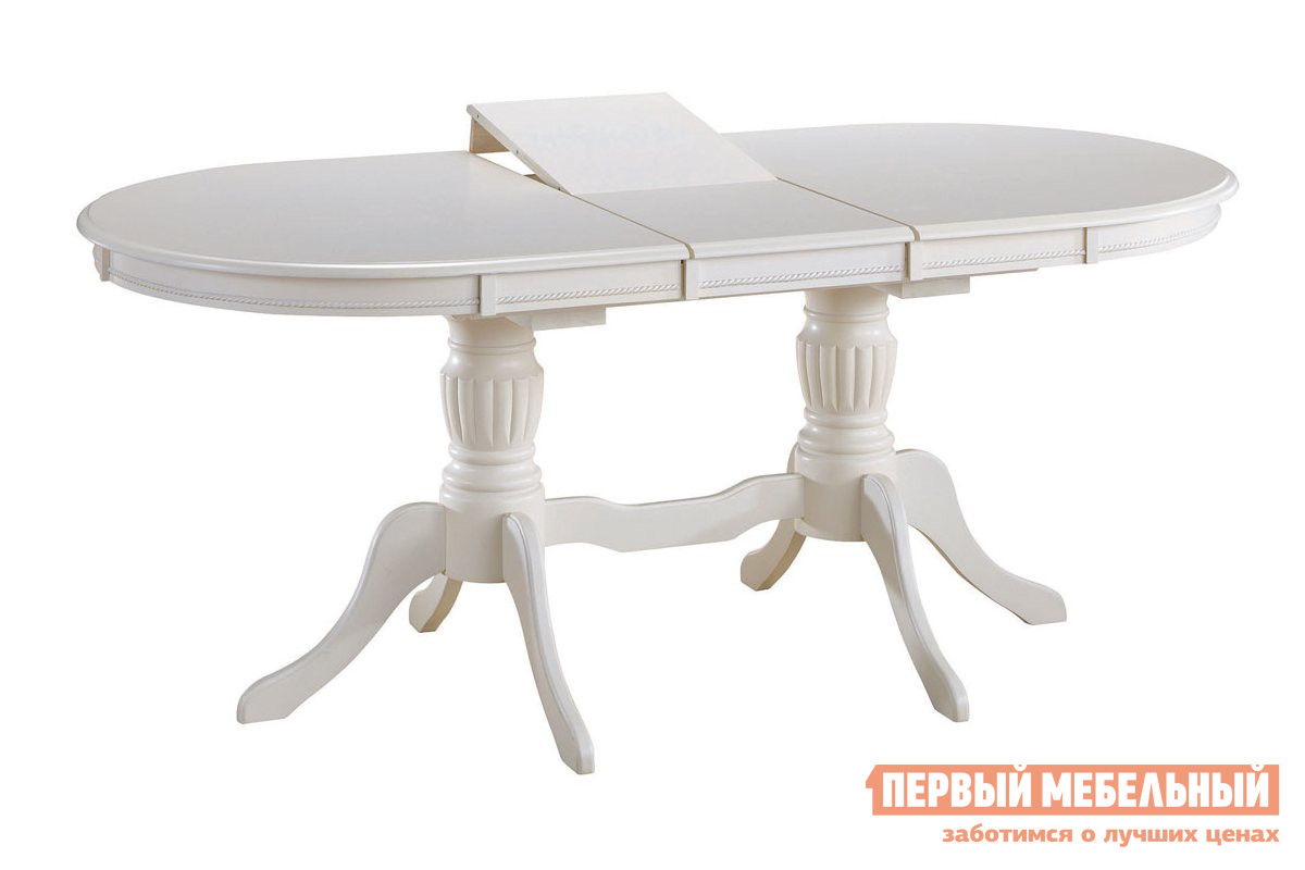 Обеденный стол Mebwill Olivia OL-T6EX Butter White