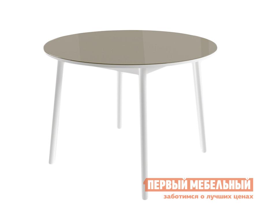 Обеденный стол Mebwill Раунд Круглый круглый обеденный стол на одной ножке mebwill фабрицио 1 орех темный