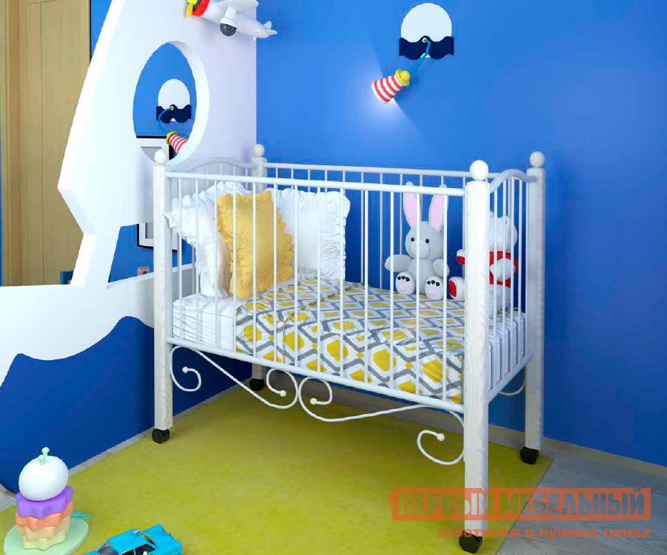 Кроватка Mebwill Женечка Lux 120*60 см iml7979 i7979 17979